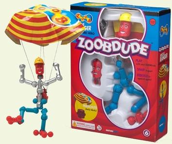 ZOOB Dude парашютист