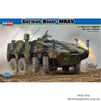 Сборная пластиковая модель Boxer MRAV