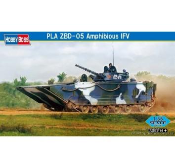 Китайская боевая машина пехоты PLA ZBD-05 Amphibious IFV