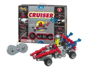 ZOOB Cruiser, радио управление в комплекте