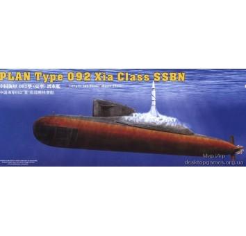 PLAN Type 092 Xia Class SSBN
