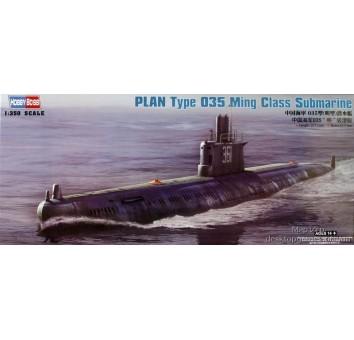 PLAN Type 035 Ming Class Submarine