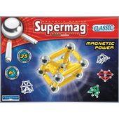 Магнитный конструктор Tryron Classic Классический набор 35 деталей SUPERMAG