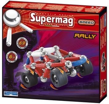 Магнитный конструктор Ралли SUPERMAG