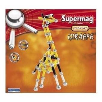 Магнитный конструктор Жираф SUPERMAG