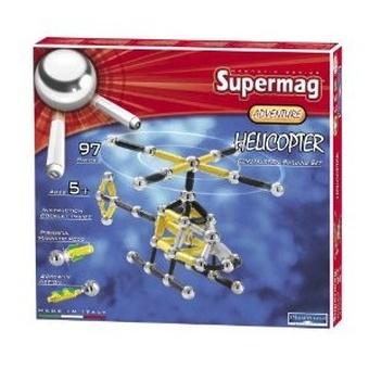Магнитный конструктор Вертолет SUPERMAG