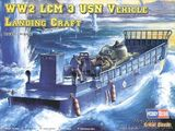 LCM-3 USN Vehicle Landing Craft
