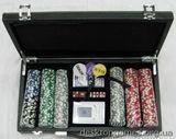 Покерный набор на 300 фишек c номиналом