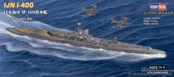 Japanese I-400 class Submarine