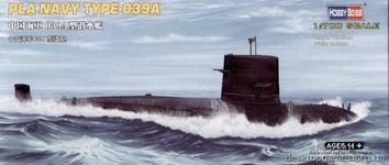 The PLA Navy Type 039G Submarine