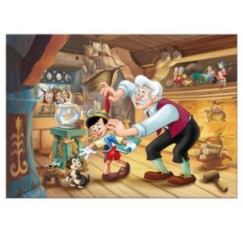 Пазл двухсторонний COLOR PLUS SUPER Пиноккио 37384D