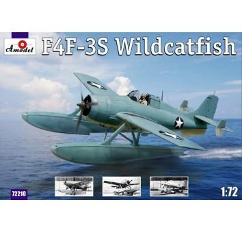 Поплавковый самолет F4F-3S «Widcatfish»
