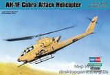 AH-1F Cobra Attack Helicopter