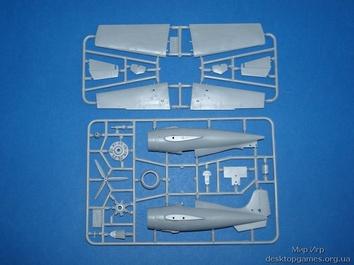 Поплавковый самолет F4F-3S «Widcatfish» - фото 2