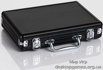 Покерный набор 200 фишек, кейс, С4 - фото 2