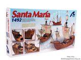 Деревяный корабль SANTA MARIA C.