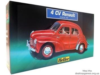 Модель автомобиля Рено 4 CV (RENAULT)