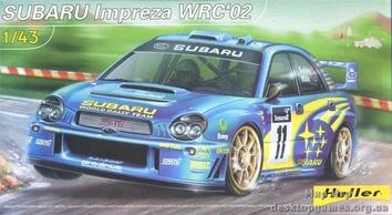 SUBARU Impreza WRC 02