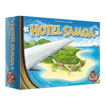 Отель Самоа (Hotel Samoa)