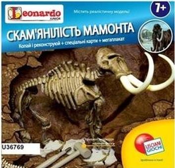 Скам янілість мамонта (Leonardo Junior) (Укр)