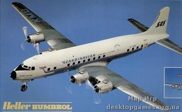 DC-6 Cloudmaster
