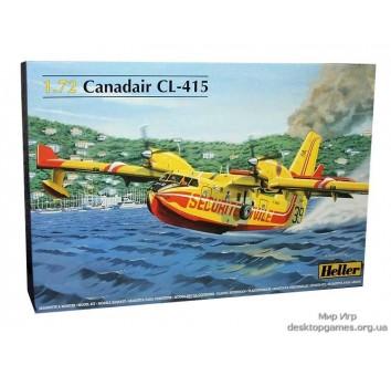 Модель самолёта-амфибии  Canadair CL-415