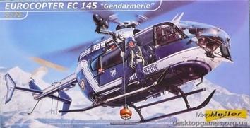 """Модель вертолета Eurocopter EC 145 """"Gendarmerie"""""""