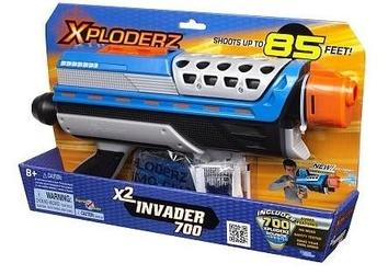"""Бластер """"Xploderz X2 Invader 700"""""""
