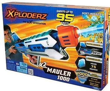 "Бластер ""Xploderz X2 Mauler 1000"""