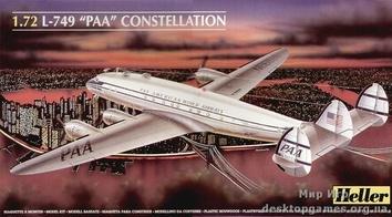 Lockheed L749 Conste