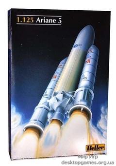 Модель ракето-носителя Ариан 5
