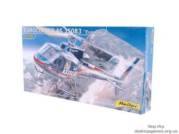 Модель вертолета Еврокоптер AS350