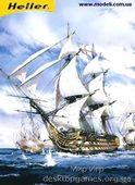 HE80897  HMS VICTORY 1/100