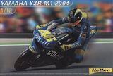 HE80913  YAMAHA YZR-M1 2004 1/12