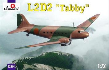 "Модель транспортного самолета L2D2 ""Taddy"""