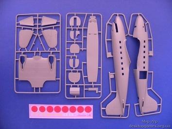 """Модель транспортного самолета L2D2 """"Taddy"""" - фото 2"""