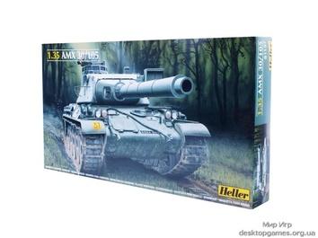 Модель танка AMX 30/105