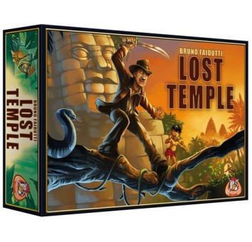Lost temple (Затерянный храм)
