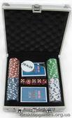 Покерный набор 100 фишек, кейс