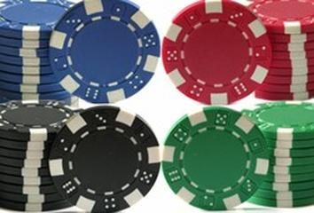 Покерный набор 200 фишек, кейс - фото 2
