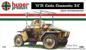 Командирский бронеавтомобиль 39M «Чабо»