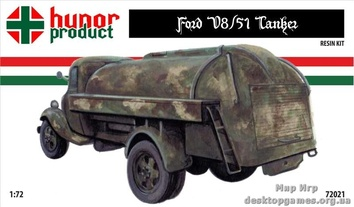 Бензовоз Ford V8/51