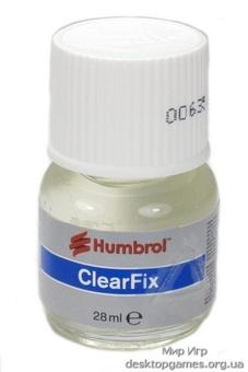 Clearfix 28 мл (клей для прозрачных деталей)