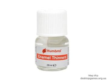 Растворитель 28мл. Enamel Thinners
