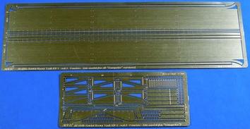 KV- 1 vol.3 Fenders – late model