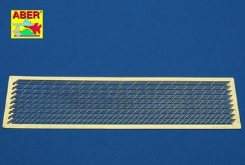Aslant railing 45°