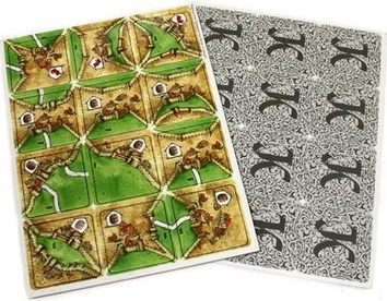Каркассон. Королевский Подарок (Carcassonne. Big Box) - фото 5