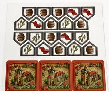 Каркассон. Королевский Подарок (Carcassonne. Big Box) - фото 8