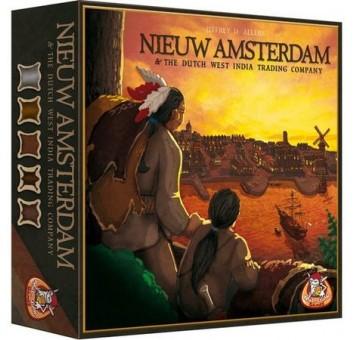 Новый Амстердам (Nieuw Amsterdam)