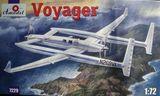 Экспериментальный сверхдальний самолет Rutan Voyager